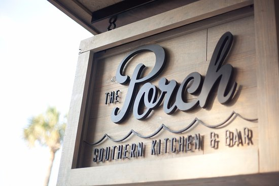The Porch Southern Kitchen & Bar: Southern Cuisine with Southern Hospitality
