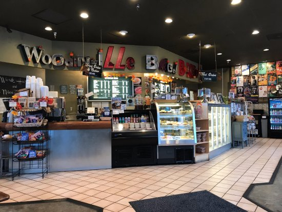 Woodinville, WA: Inside