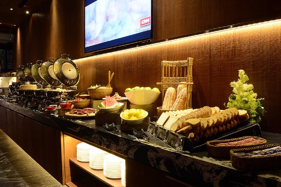 Inhouse Hotel Taichung: 自助式早餐