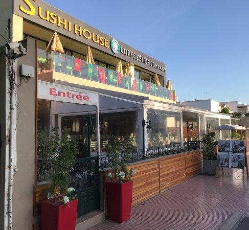 Coffeeshop Company: Gemeinsam mit dem Sushihous: Coffeehouse Company.