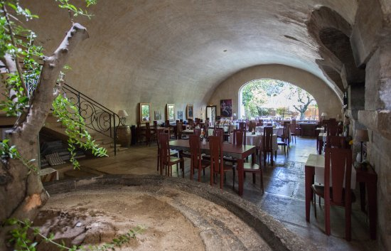 Le Moulin : Salle de restaurant du Moulin
