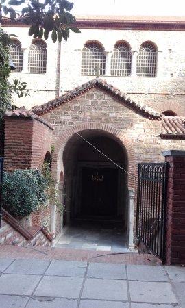Church of Panagia Acheiropoietos: Παναγία Αχειροποίητος