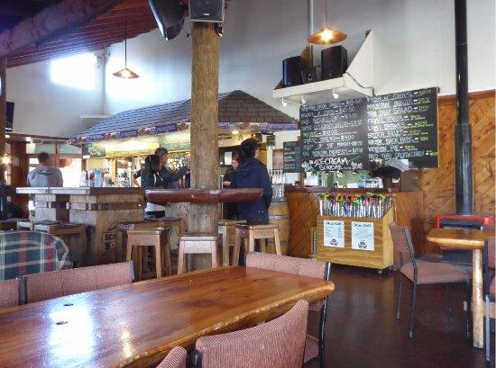 National Park Village, Nuova Zelanda: Schnapps Bar