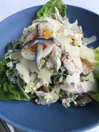 Eat at Whalers restaurant: Hail Caesar!