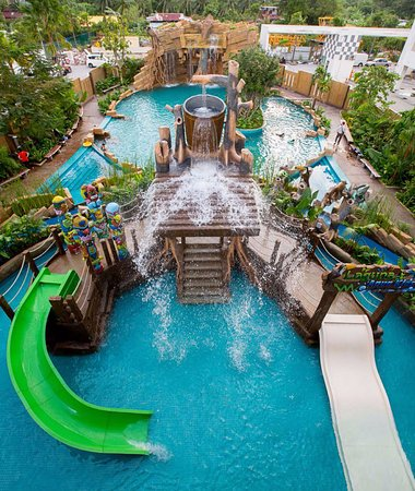 Laguna Water Park Surcharge Picture Of Grand Orient