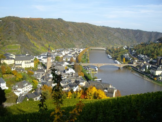 Reichsburg Cochem: Panorama