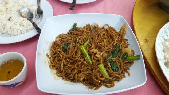 Restaurant Siew Ming: Fried Yee Mee - RM7