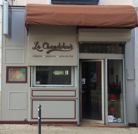 La Chandeleur: Façade relookée