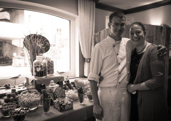 Trins, Austria: Arno & Caroline