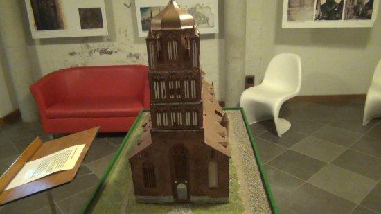 Stralsund, Jerman: St. Jakobi Kirche