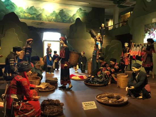 Image result for Museum of Cultures of Vietnam's Ethnic Groups