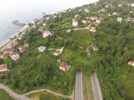Rize Province, Turkiet: sarayköy iyidere rize