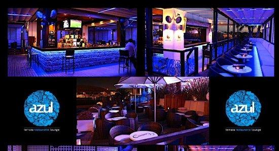 Azul Terraza Restaurante Lounge Malaga Restaurant Reviews
