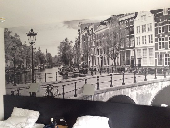 Bastion Hotel Amsterdam Zuidwest: Photo wallpaper