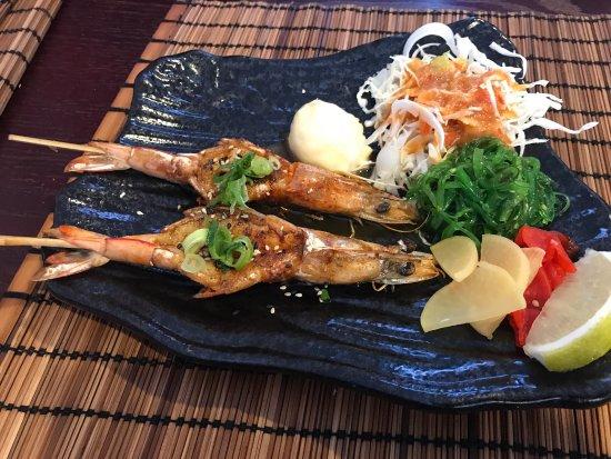 Como, Australia: Nice food! Fresh.Love the sushi. Definitely will come back.