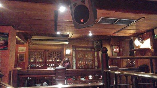 The Quays Restaurant : panoramica interni