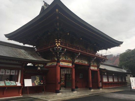 Kashima, اليابان: 紅葉真っ盛りです。