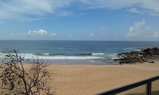 Killcare, Australia: Beach view from the restaurant