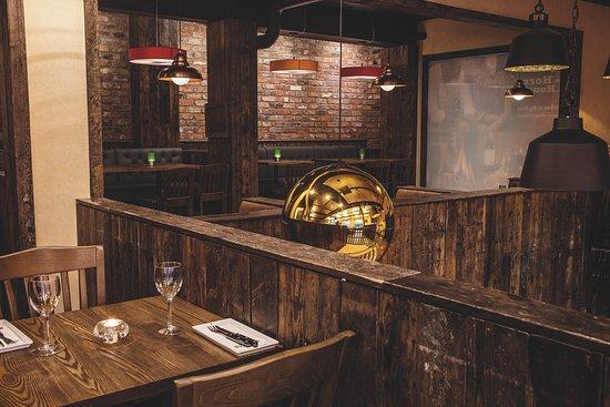 Jessheim, Noruega: Big Horn Steak House