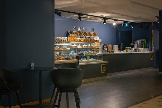 Jessheim, Noruega: Bakeriet