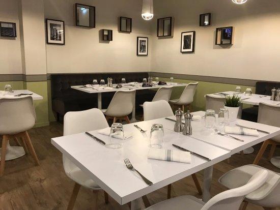 bistrot le touquet 39 s calais restaurant avis num ro de t l phone photos tripadvisor. Black Bedroom Furniture Sets. Home Design Ideas