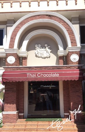 Thai Chocolate