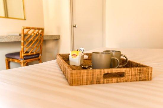 Redcliffe, أستراليا: Standard Room - Tea & Coffee making facilities