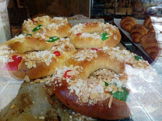 Roscones de reyes miga bakery - Roscones de reyes ...