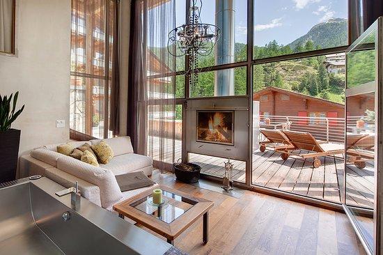 Coeur des Alpes: Pascal Loft