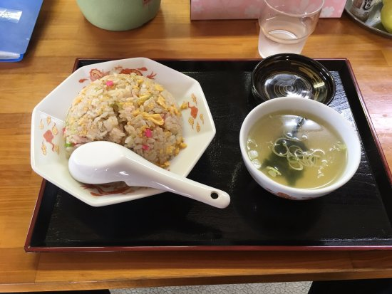 Mutsu, Japonya: チャーハン