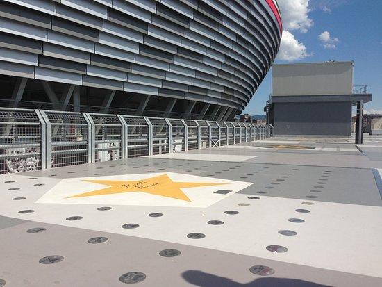Esterno Stelle Picture Of Juventus Stadium Turin