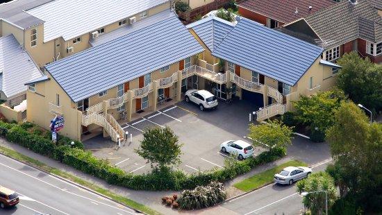 Apollo Motel Christchurch Photo