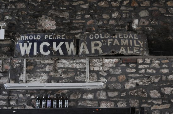 Wickwar, UK: Brewing since 1860. Old as time, but inspired for the modern world.