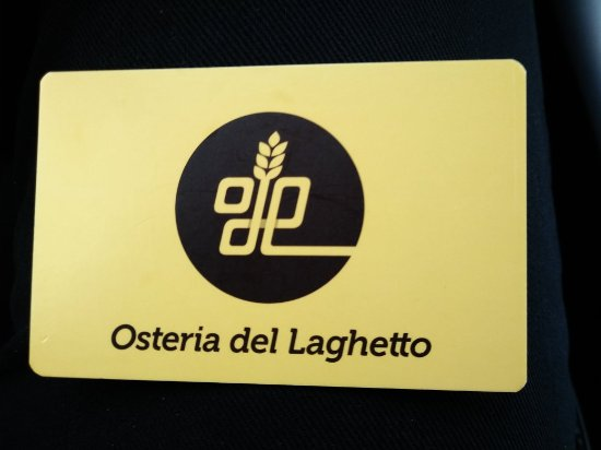 Osteria del Laghetto Photo