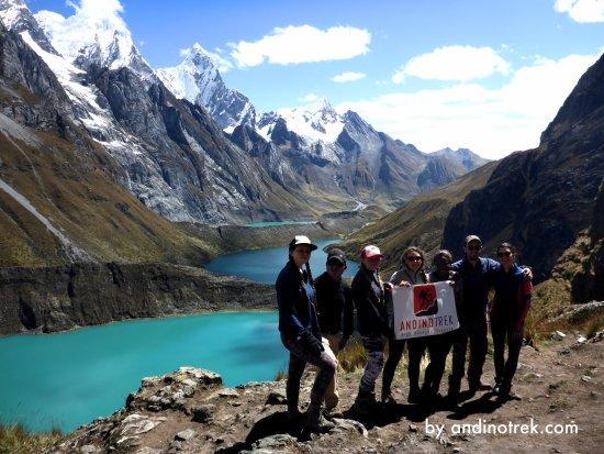 Huaraz, Perú: Huayhuash Classic Trek (8 Days)