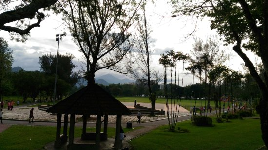 Sultan Abdul Aziz Recreation Park