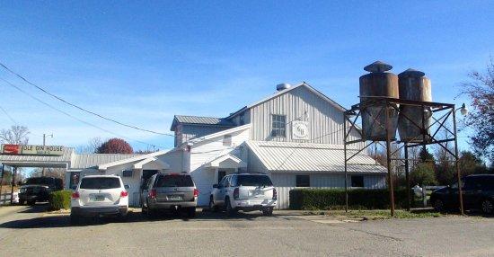 Elkmont, AL: Old Gin House
