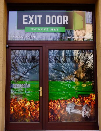 Exit Door - Escape games