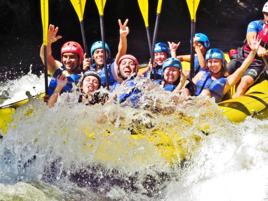Tres Coroas, RS: Rafting