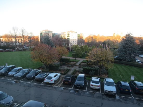 View from room 102