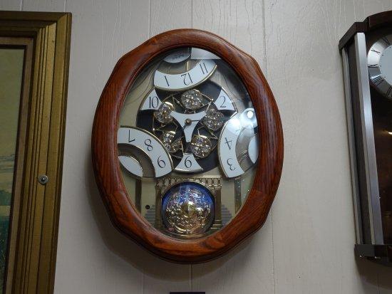 Amazing Clock Picture Of Jenks Restaurant Jenks