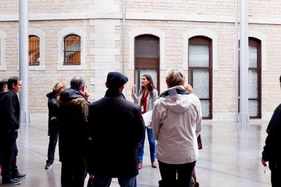 Origami Architecture | visites guidées à Lyon