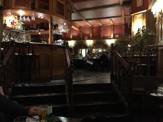 Cafe La Boheme Aberdeen