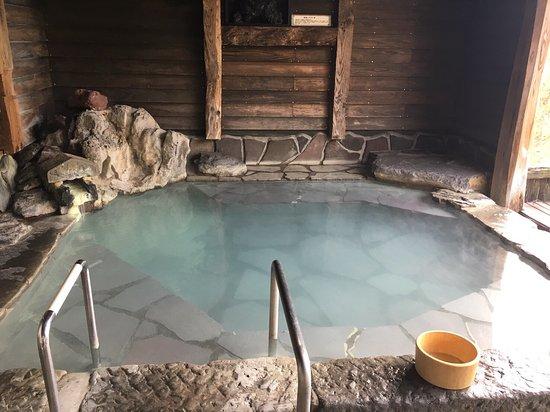 """赤松の湯 - 霧島市旅行人山莊旅館的圖片照片: """"赤松の湯"""""""