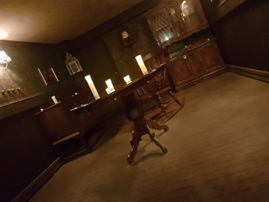Exorcist- This Spooky escape room will put you in a Haunted