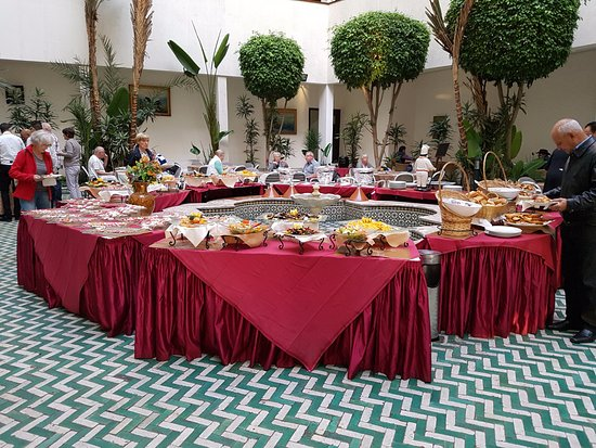 Hotel suisse casablanca maroc voir les tarifs 44 for Salle a manger casablanca