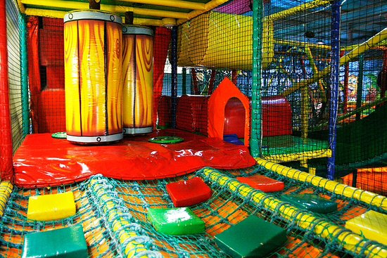Go Bananas Soft Play