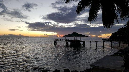 Anse Bois de Rose, Seychellene: From our room