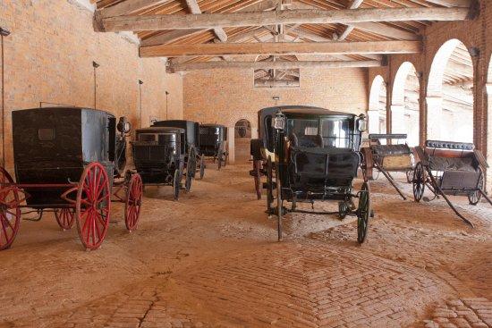 Bonemerse, إيطاليا: La collezione di carrozze d'epoca