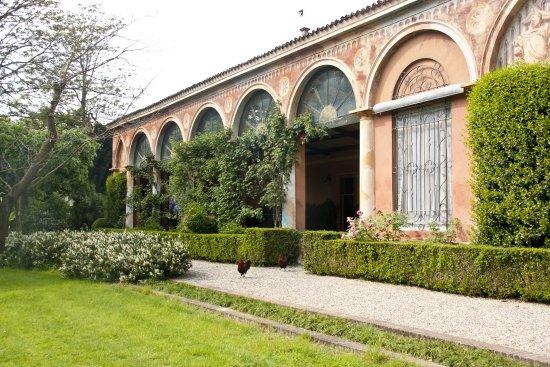 Bonemerse, إيطاليا: Il giardino e la limonaia